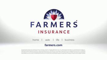 Farmers Insurance TV Spot, 'Hall of Claims: Fender-Biter' - Thumbnail 10