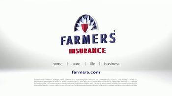 Farmers Insurance TV Spot, 'Hall of Claims: Fender-Biter' - Thumbnail 9