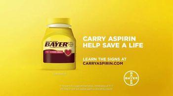 Bayer Aspirin TV Spot, 'Help Save a Life' - Thumbnail 10
