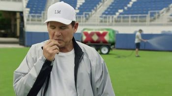 Dos Equis TV Spot, 'Keep It Interesante: Beer Blaster' Featuring Les Miles - 285 commercial airings