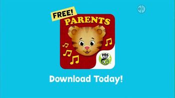 PBS Kids Daniel Tiger for Parents App TV Spot, 'Download Today' - Thumbnail 7