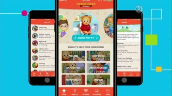 PBS Kids Daniel Tiger for Parents App TV Spot, 'Download Today' - Thumbnail 2