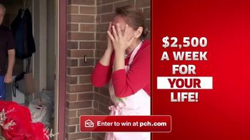 Publishers Clearing House TV Spot, '$2,500 a Week Forever: What's Better?'' - Thumbnail 6