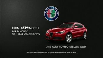 Alfa Romeo TV Spot, 'Critic's Choice' [T2] - Thumbnail 6