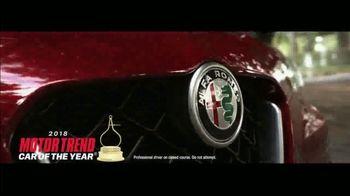 Alfa Romeo TV Spot, 'Critic's Choice' [T2] - 2187 commercial airings