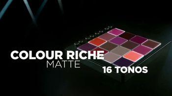 L'Oreal Paris Colour Riche Matte TV Spot, 'Adictivo' [Spanish] - Thumbnail 4