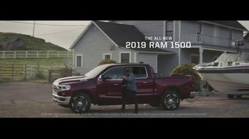 Ram Trucks Labor Day Sales Event TV Spot, 'More Than Ever' [T2] - Thumbnail 1