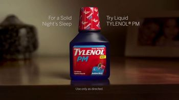Tylenol PM TV Spot, 'Not Yourself: Liquid' - Thumbnail 9