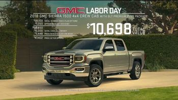 GMC Labor Day TV Spot, 'Ice Cream Day' Song by Outasight [T2] - Thumbnail 9