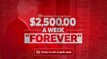 Publishers Clearing House TV Spot, '$2,500 a Week Forever: Shared Winnings' - Thumbnail 5