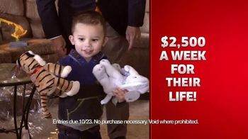 Publishers Clearing House TV Spot, '$2,500 a Week Forever: Shared Winnings' - Thumbnail 8