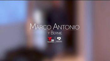 Desocupar los Albergues TV Spot, 'Marco Antonio y Bernie' [Spanish] - Thumbnail 1