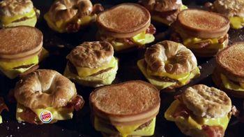 Burger King 2 for $4 Mix or Match TV Spot, 'Breakfast: Sourdough King' - Thumbnail 3
