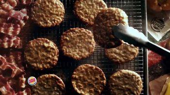 Burger King 2 for $4 Mix or Match TV Spot, 'Breakfast: Sourdough King' - Thumbnail 4