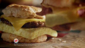 Burger King 2 for $4 Mix or Match TV Spot, 'Breakfast: Sourdough King' - Thumbnail 5