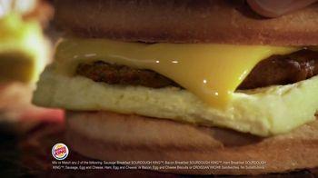 Burger King 2 for $4 Mix or Match TV Spot, 'Breakfast: Sourdough King' - Thumbnail 7