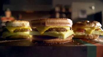 Burger King 2 for $4 Mix or Match TV Spot, 'Breakfast: Sourdough King' - Thumbnail 9