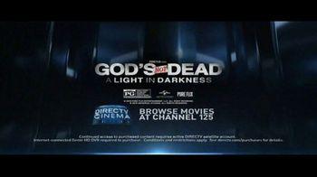 DIRECTV Cinema TV Spot, 'God's Not Dead: A Light in Darkness' - Thumbnail 7