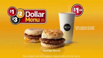 McDonald's $1 $2 $3 Dollar Menu TV Spot, 'Sillón' [Spanish] - Thumbnail 7