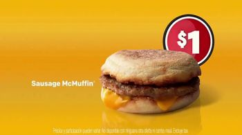 McDonald's $1 $2 $3 Dollar Menu TV Spot, 'Sillón' [Spanish] - Thumbnail 6