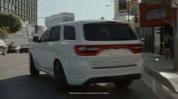 Dodge Durango TV Spot, 'The Rider' Featuring Alice Cooper [T1] - Thumbnail 3