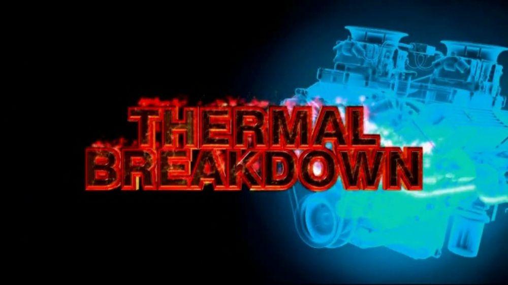 Lucas Heavy Duty Oil Stabilizer TV Commercial, 'Resist Thermal Breakdown' -  Video