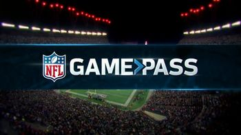 NFL Game Pass TV Spot, 'All the Content You Need' - 268 commercial airings