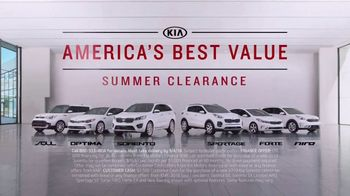 Kia America's Best Value Summer Clearance TV Spot, 'Space Helmet' [T2] - Thumbnail 7