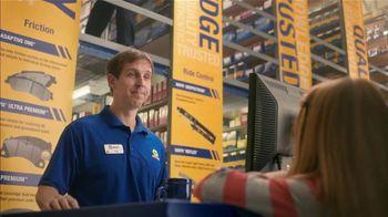 NAPA Auto Parts TV Spot, 'Bob & Trish: Bladdery' - Thumbnail 1