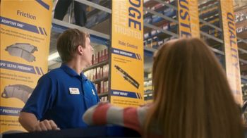 NAPA Auto Parts TV Spot, 'Bob & Trish: Bladdery' - Thumbnail 2