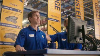 NAPA Auto Parts TV Spot, 'Bob & Trish: Bladdery' - Thumbnail 8