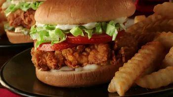 Zaxby's TV Spot, 'Give a Man a Chicken Sandwich' - Thumbnail 9
