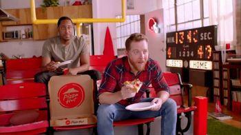 Pizza Hut TV Spot, 'ESPN: T-Shirt Cannon' - Thumbnail 4