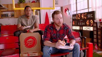 Pizza Hut TV Spot, 'ESPN: T-Shirt Cannon' - Thumbnail 5