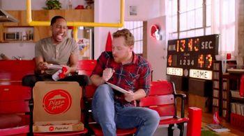 Pizza Hut TV Spot, 'ESPN: T-Shirt Cannon' - Thumbnail 6