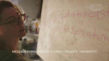 Florida Atlantic University TV Spot, 'We're Just Getting Started' - Thumbnail 1