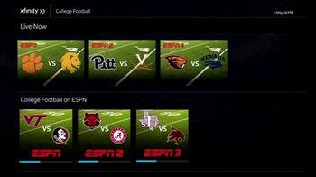 XFINITY X1 TV Spot, 'Introducing ESPN3' - Thumbnail 4
