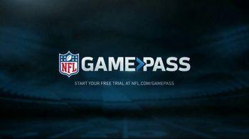 NFL Game Pass TV Spot, 'The Next Step' - Thumbnail 9
