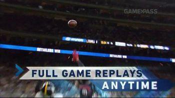 NFL Game Pass TV Spot, 'The Next Step' - Thumbnail 3