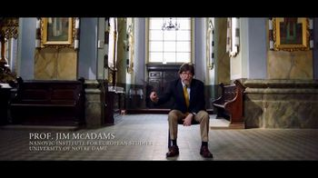 University of Notre Dame TV Spot, 'Fighting for Freedom of Thought' - Thumbnail 3