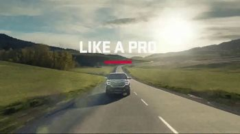 GMC Labor Day TV Spot, 'Like a Pro: Anthem' [T2] - Thumbnail 6