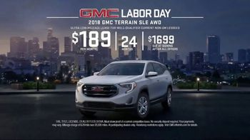 GMC Labor Day TV Spot, 'Like a Pro: Anthem' [T2] - Thumbnail 7