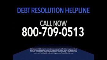Debt Resolution Helpline TV Spot, 'Struggling With Debt?' - Thumbnail 6