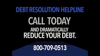 Debt Resolution Helpline TV Spot, 'Struggling With Debt?' - Thumbnail 3