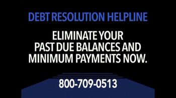 Debt Resolution Helpline TV Spot, 'Struggling With Debt?' - Thumbnail 5