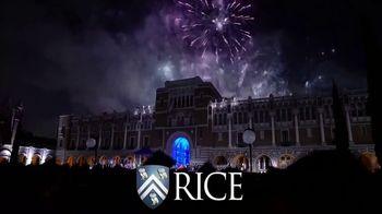 Rice University TV Spot, 'What Makes Us Unique?'