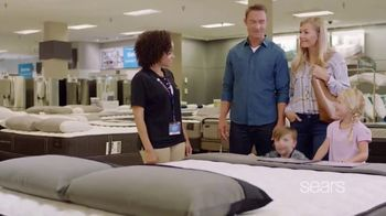 Sears Labor Day Event TV Spot, 'A Good Night's Sleep' - Thumbnail 2