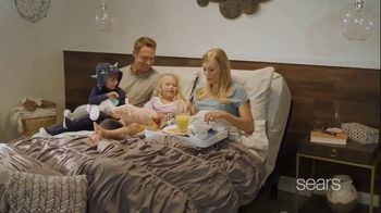 Sears Labor Day Event TV Spot, 'A Good Night's Sleep' - Thumbnail 3