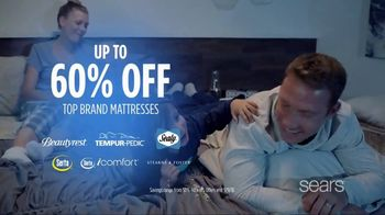 Sears Labor Day Event TV Spot, 'A Good Night's Sleep'