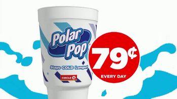 Circle K Polar Pop Cup TV Spot, 'Stays Cold Longer' - Thumbnail 2